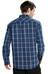 Berghaus Exp***** Fall overhemd en blouse lange mouwen rood/blauw